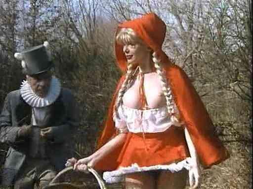 Сказка красная шапочка порнуха