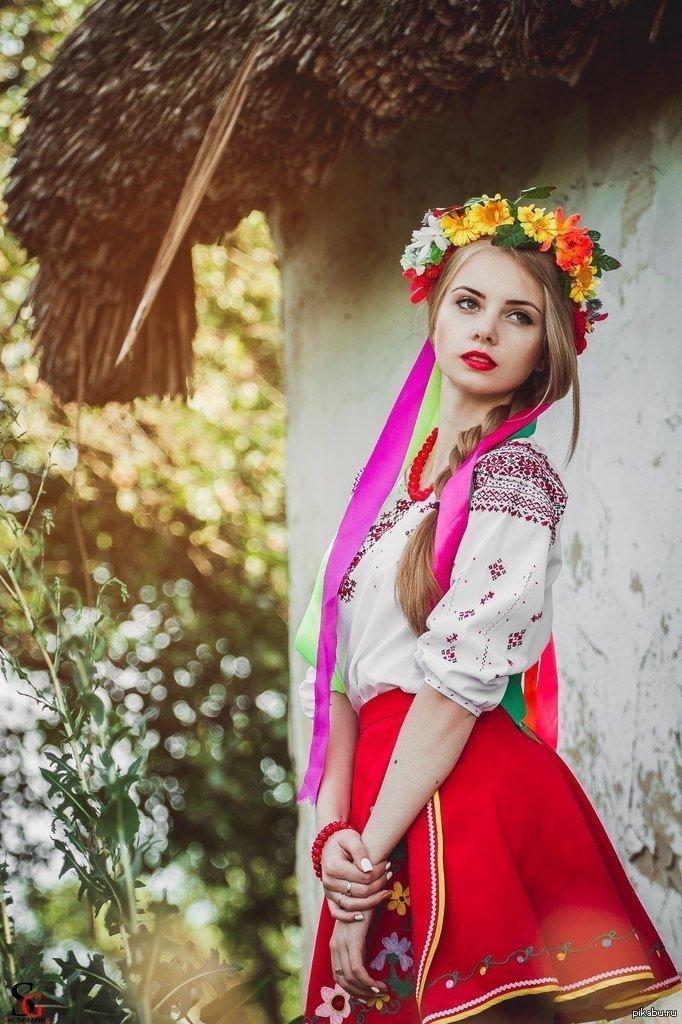 Красивые девушки украинки фото
