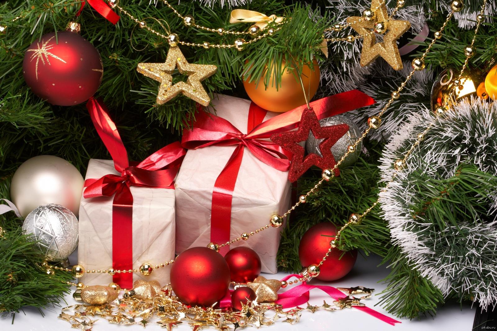 Подарки на новый год своими руками вк