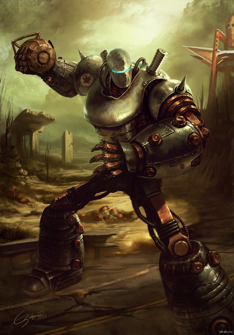 Fallout 4 либерти прайм