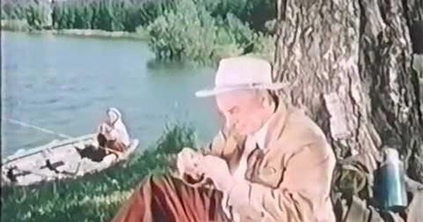 советский фильм про рыболовов